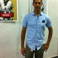 Curator, Rob Aloia