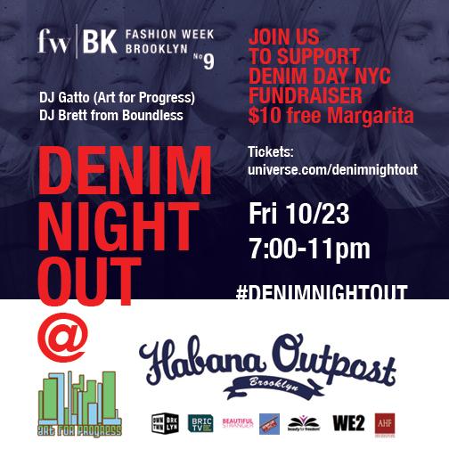 Denim Night Out for DDNYC