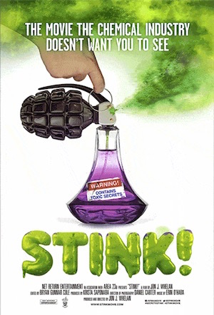 Stink poster