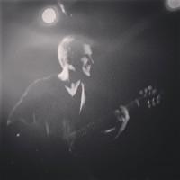 Guitarist Aaron Leeder