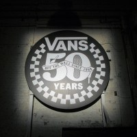 Vans 50th Anniversary, Brooklyn