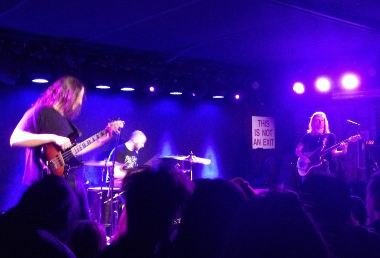 Slothrust at Mercury Lounge