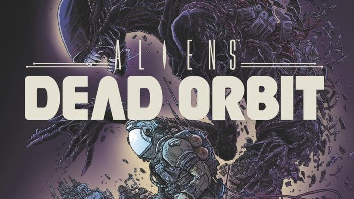 Aliens Dead Orbit